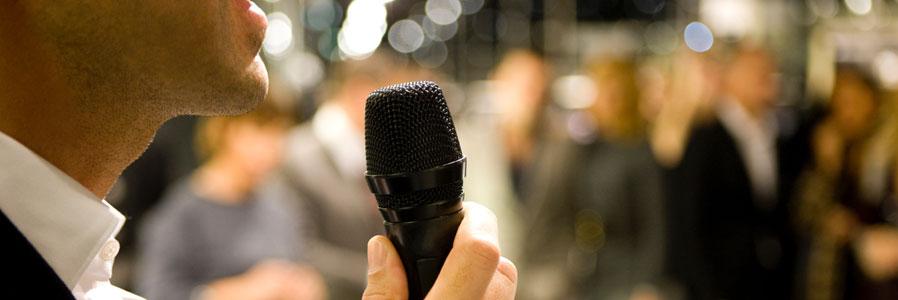 Überzeugend präsentieren, © webphotographeer, iStockPhoto.com