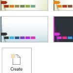 PowerPoint 2013: Designvorlagen mit Varianten