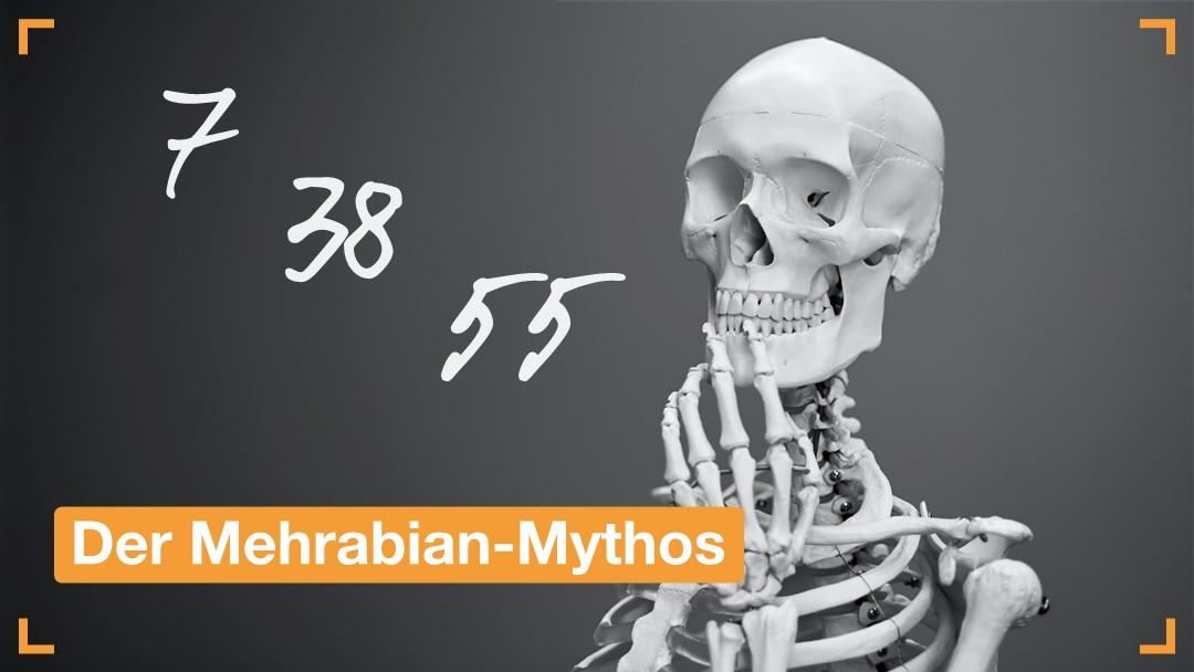 Der Mehrabian-Mythos