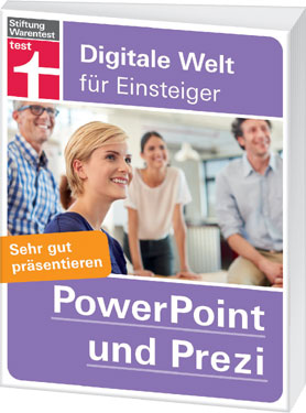 Buch: PowerPoint und Prezi: Sehr gut präsentieren