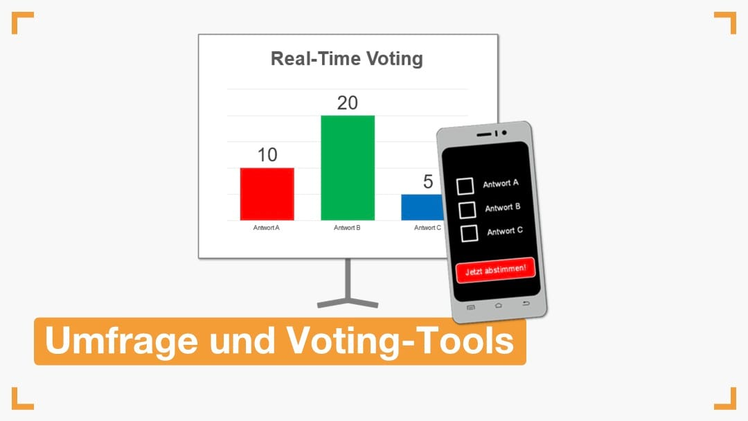 Umfrage- und Voting-Tools