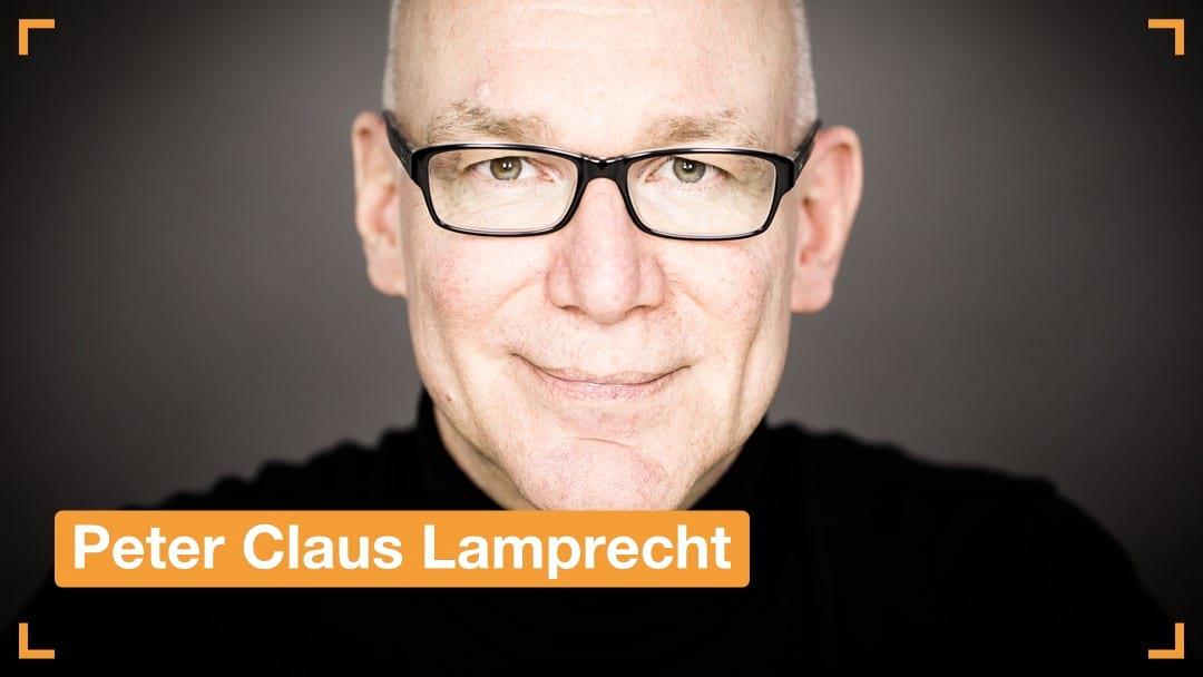 """Peter Claus Lamprecht: """"Präsentationen, die Erfolge bringen."""""""